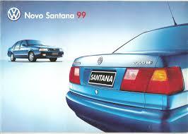 brazil volkswagen thesamba com vw archives 1999 vw santana sales brochure brazil
