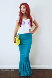 diy halloween for women best 25 homemade mermaid costumes ideas on pinterest