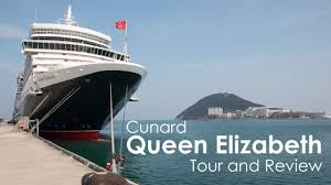 Queen Elizabeth Ii Ship by Cunard Queen Elizabeth Cruise Ship Tour And Review Youtube