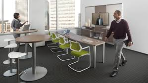 D Shaped Conference Table Convene Meeting Room Conference Tables Steelcase