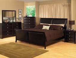 Black Leather Bedroom Furniture by Bedroom Large Black Bedroom Furniture For Girls Slate Decor Lamp