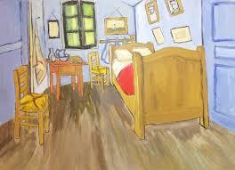chambre à coucher gogh gallery of chambre coucher gogh la chambre jaune vincent