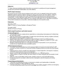 cosy sample of a resume 10 executive assistant resume