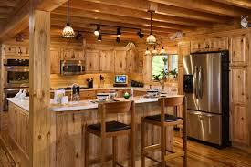 beautiful log home interiors log home kitchen design new small log cabin kitchens taste
