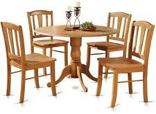 oak dining sets ebay