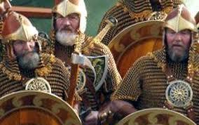 Vikingowie , aktorzy naśladowcy
