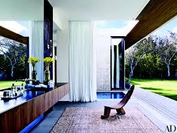 alex rodriguez u0027s florida home photos in architectural digest