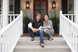 chip and joanna gaines ride vespas in italy after wrapping final