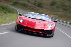 lamborghini aventador on the road 2016 lamborghini aventador lp 750 4 superveloce drive review