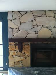 new home makeover step 1 white wash fireplace its just jessica