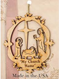 tree ornaments religious christian