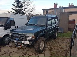 land rover discovery off road landrover discovery td5 off road ready long mot in aberdeen
