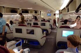 Boeing 777 Interior Qatar Airways Business Class Review On Boeing 777 300er U2013 Airlines