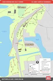 Ma Map Buffumville Lake Professional Disc Golf Association