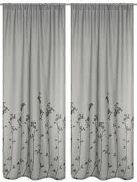 Tree Curtains Ikea Ikea Merete Pair Of Curtains 2 Panels Brown Purple Beige White