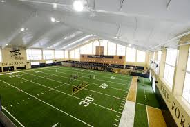 wfu dedicates mccreary field house wake forest news