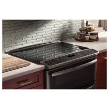 Slide In Cooktop Ps950sfss Ge Profile 6 6 Total Cu Ft Slide In Self Clean