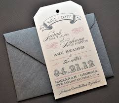 luggage tag save the date 30 of the best wedding save the dates around