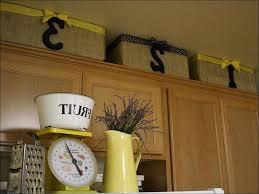 Used Kitchen Cabinets Cincinnati Curio Cabinet Kitchen Above Cabinet Decor Ideas Design Marvelous