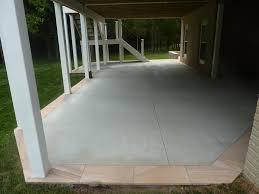 Photos Of Concrete Patios by Concrete Patios U0026 Walkways American Exteriors U0026 Masonry