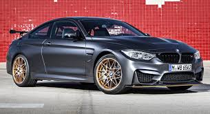 2016 m4 gts is the fastest production bmw and 300 of them