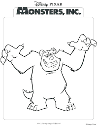 monsters inc coloring pages boo monster inc coloring pages top rated monsters inc coloring pages