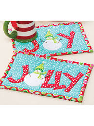 Mug Rug Designs Let U0027s Be Jolly Mug Rugs Pattern Mug Rugs Pinterest Patterns