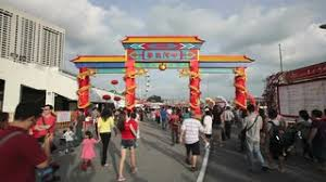 New Year Bay Decoration by River Hongbao Decorations For Chinese New Year Celebrations At