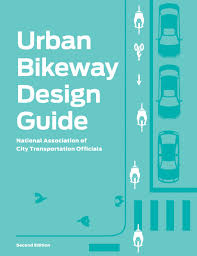 urban bikeway design guide national association of city