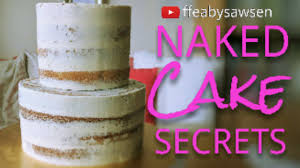 Baking And Cake Decorating Secrets To A Perfect Semi Cake Tips Tricks Hacks Youtube