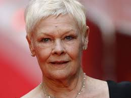 how to get judi dench hairstyle dame judi dench reveals plan to get tattoo on 81st birthday