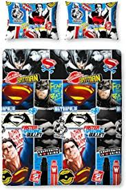 Batman Double Duvet Cover Batman 3d Effect Bedding Full Set With Duvet Cover Fitted Sheet