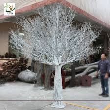 uvg dtr19 imported ornaments plastic trees dried tree