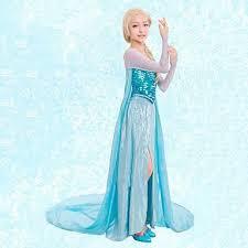 Elsa Costume How To Make A Diy Princess Elsa Costume 8 Steps