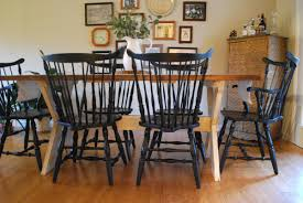 how to paint windsor chairs black u2013 delight