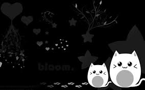 white and black wallpaper cute black wallpapers group 72