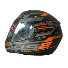 ls2 motocross helmet s l ls2 ff352 xl full face helmet tron matt black orange xl