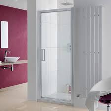 700mm Shower Door Lakes Coastline Narva Pivot Shower Door 700mm 8hp070 05