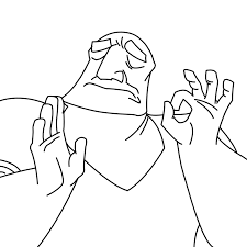 Meme Base - pacha base when the meme hits just right by dmsignature on deviantart
