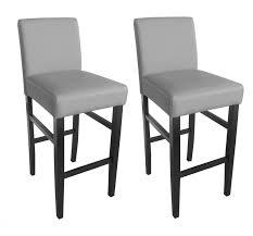chaise de cuisine grise chaise salle a manger grise 7 chaise haute cuisine grise