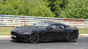 2017 aston martin db11 aston martin db11 spied on the ring