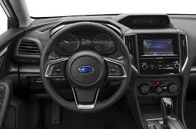 subaru crosstrek interior 2018 new 2018 subaru crosstrek price photos reviews safety ratings