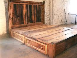 Bed Frame Plans Bed Frames Bed Frame Ideas Where To Begin From Diy King