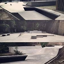Custom Backyard Mini Ramp Bowl We Built For A Client In Lake Tahoe - Backyard skatepark designs