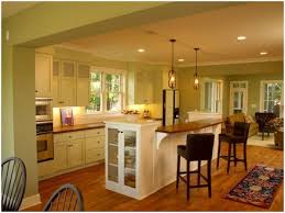 Modern Open Kitchen Design Small Open Kitchen Designs Looking For Open Living Area Designs