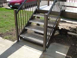 rubber outdoor stair treads stylish outdoor stair treads lowes