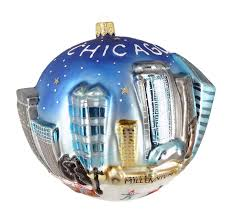 city of chicago ornaments ornament shop