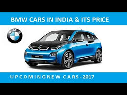 cars with price bmw car price in india