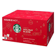 starbucks 2016 blend k cups 54 ct sam s club