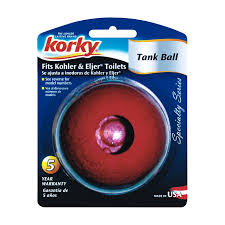 Eljer Toilet Lid Replacement Korky Toilet Tank Ball For Eljer 425bp Flappers U0026 Tank Balls